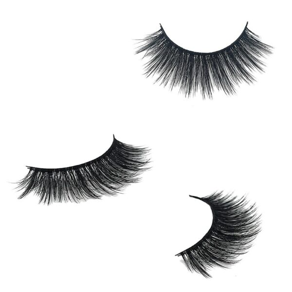 Nordik Beauty Mink Eyelashes - Natural